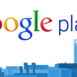 Cómo crear una cuenta de Google Places